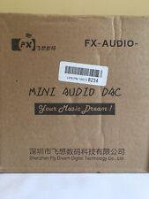 FX-Audio DAC-X6 Mini HiFi 2.0 Digital Audio Decoder DAC Input USB/Coaxial/Optica