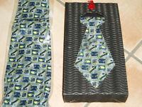 """Original """"Popp"""" Designer -Krawatte, neu und OVP !!!"""