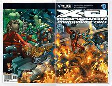 X-O MANOWAR COMMANDER TRILL #0 1:20 LAFUENTE VARIANT VALIANT COMICS VEI VF