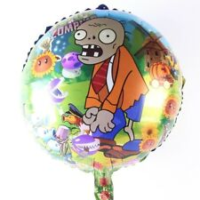 New 10 PCS PLANTS VS ZOMBIES GARDEN WALFARE MIX BALLOON PARTY DECORATION SUPPLY