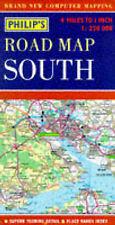 Philip's Regional Road Maps Britain: South (Philip's Regional Road Maps of Brita