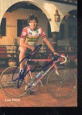 CEES PRIEM cyclisme wielrennen cycling signée KWANTUM