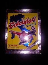 PANINI BUSTINA CALCIATORI 2012-13 VERSIONE OMAGGIO