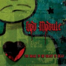 GOD MODULE The Magic in My Heart Is Dead CD 2010 (Metropolis Records)