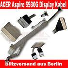 Acer Aspire 5930 5930g Pantalla Vídeo Lcd Cable 50.4z510.001 DE