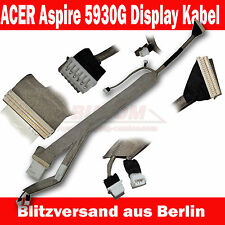 Acer Aspire 5930 5930g pantalla video LCD cable cable 50.4z510.001 display cable
