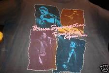 BRUCE SPRINGSTEEN rare concert  TOUR SHIRT COOL FADE