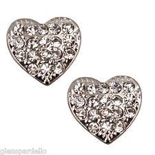 KIRKS Folly True Love Heart Pierced Earrings Fast S7016C0W