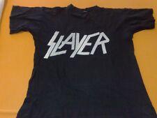 Rare Vintage T-shirt:SLAYER Diabolus in Musica-EUROPEAN TOUR 1998(no lp,cd)ARAYA