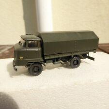 RK MODELLE Camión W 50 con Gfx montaje der Nva + Ruso Ejército SU / UDSSR / RDA