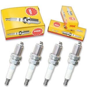 4 pcs NGK Standard Spark Plugs for 2004-2006 Scion xB 1.5L L4 - Engine Kit xa