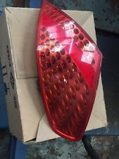 PEUGEOT 307CC Drivers Side Right Hand Side O/S/R Outer Rear Lamp Back Light