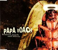PAPA ROACH between angels and insects (CD, Single) Rock, Nu Metal, very good,