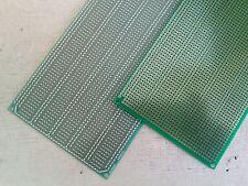 2pcs Stripboard Prototyping 10x20cm pcb 5er joint hole circuit breadboard vero