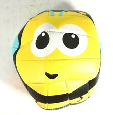 Molten MS500-BEE Bumblebee Camp Volleyball AHV57375 Yellow Bee Volleyball