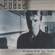 CD - Sting - The Dream Of The Blue Turtles - A391