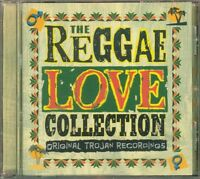 The Reagge Love Collection Trojan Cd