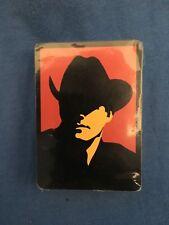 Vintage Marlboro Man Playing Cards Cigarettes Tobacco Advertisement Cowboy New