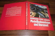 BERNHARD STEIN STEINs -- schönste MODELLBAHNANLAGEN und DIORAMEN // HC 1989