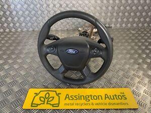 2013-18 Ford Transit Custom Steering Wheel + Squib + Steering Column
