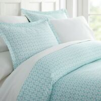 Home Collection Premium Ultra Soft Starlight Pattern 3 Piece Duvet Cover Set