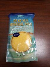 NEW Sea of Spa Natural Luxury Dead Sea Mineral Bath Salt 500g / 17oz, Vanilla