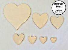 Heart Decorative Woodcrafts