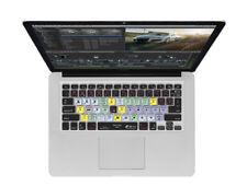 Final Cut Pro X Keyboard Cover for MacBook/Air 13/Pro (2008+)/Retina & Wireless