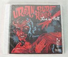 urban surf kings live in hell 2005 cd raro, nuovo