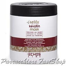 Keratin Mask Seliar ® 1Lt EchosLine post-trattamento colorati e trattati pH 4,5