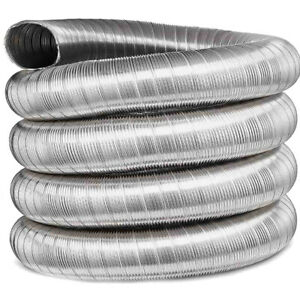 Flue Liner Flexible Stainless Steel With Life Time Warranty Stove Chimney Liner