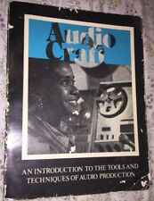 AudioCraft An Introduction to the Tools and Techniques of Audio Production 1982