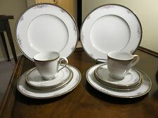 NORITAKE ONTARIO LOT OF 2 PLACE SETTINGS