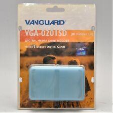 Vanguard VGA-020ISD - Container Steif für 8 SD Cards