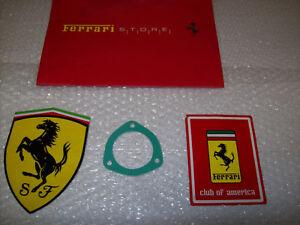 Ferrari 208 308 GT/4 GTB GTS Thermostat Housing Gasket New Oem Part.