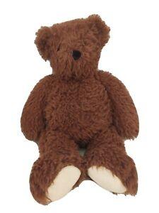 Vermont Teddy Bear Plush Cinnamon Brown 18 inches
