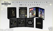 PS3 KINGDOM HEARTS Collector's Pack HD 1.5 2.5 remix e-store Limited Edition F/S