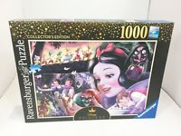 Ravensburger Snow White Collectors Edition 1000 Piece Jigsaw Puzzle Done Once