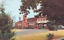 Marmora New Jersey Tuckahoe Inn Street View Vintage Postcard K59471