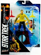 "2019 Diamond Select Toys Star Trek Movie Captain Kirk 7"" Action Figure MIP"