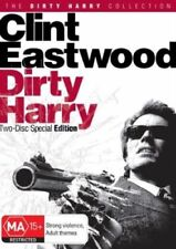 Dirty Harry DVD CLINT EASTWOOD 2-DISCS BRAND NEW R4