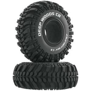 Duratrax Deep Woods Cr 2.2 Crawler Tyre C3 1-Pair G-Dtxc4062