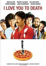 I Love You to Death 0014381686623 With Keanu Reeves DVD Region 1
