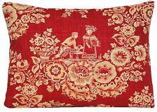 Toile Rectangular Decorative Cushions