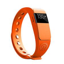 B-Ware NINETEC Smartfit F2HR Fitnesstracker Aktivitätsband Herzfrequenz Orange