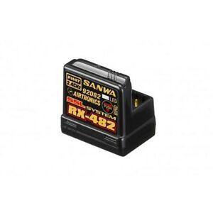 SANWA RX-482 4ch FHSS-4 Receiver 2.4G