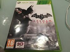 batman arkham city sur xbox 360