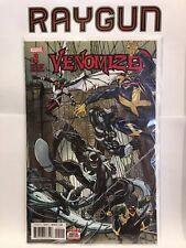 Venomized #2 NM- 1st Print Marvel Comics