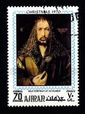 AJMAN - 1970 - Natale: Pittura di Albrecht Dürer