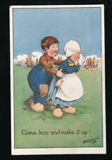 Children & Infants Posted Collectable Artist Signed Postcards